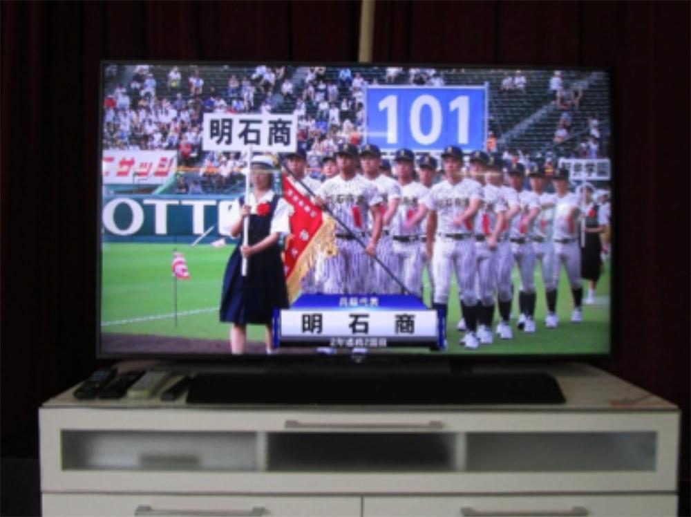 高校野球観戦イメージ