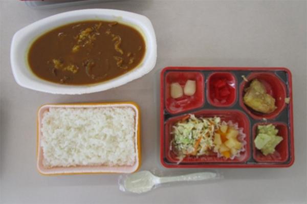 看護職員の昼食事情