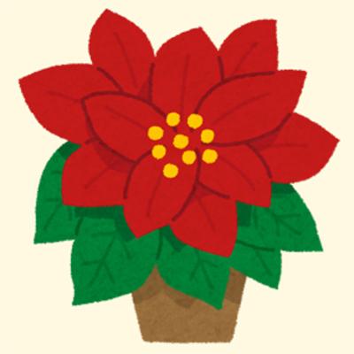 院内お知らせ花のイメージ
